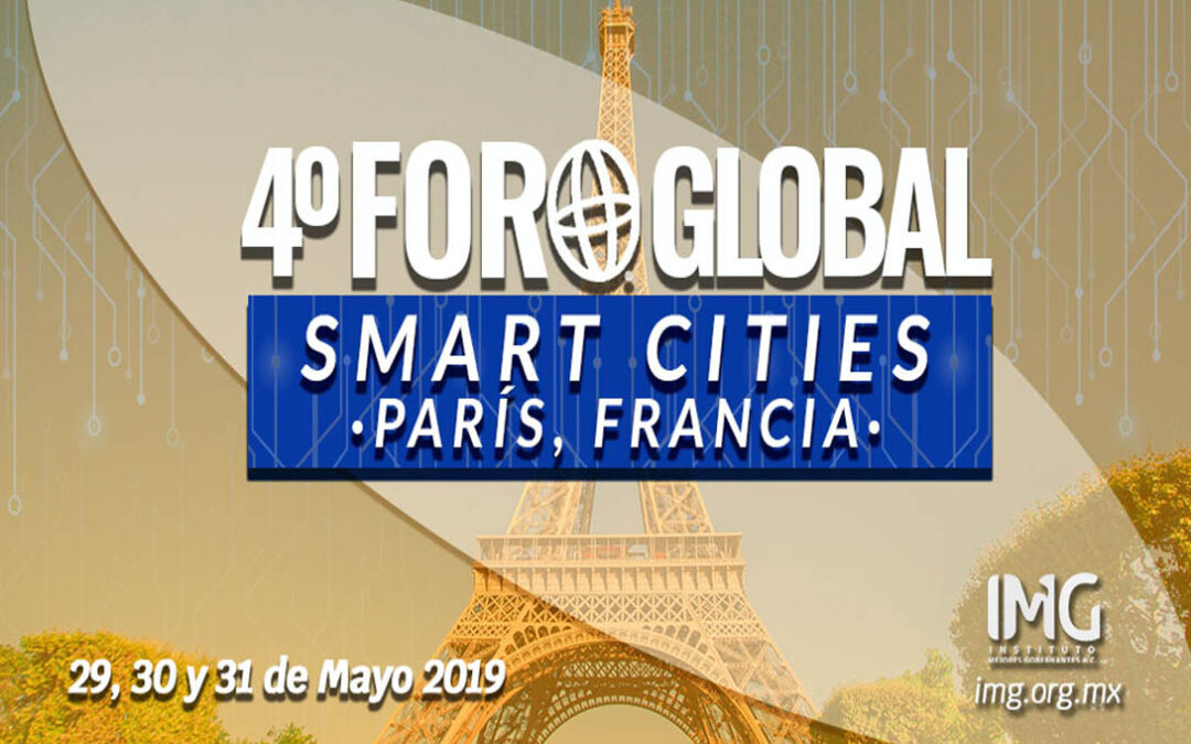 AMIO Ingenieros participa en el 4º Foro Global de Smart Cities.