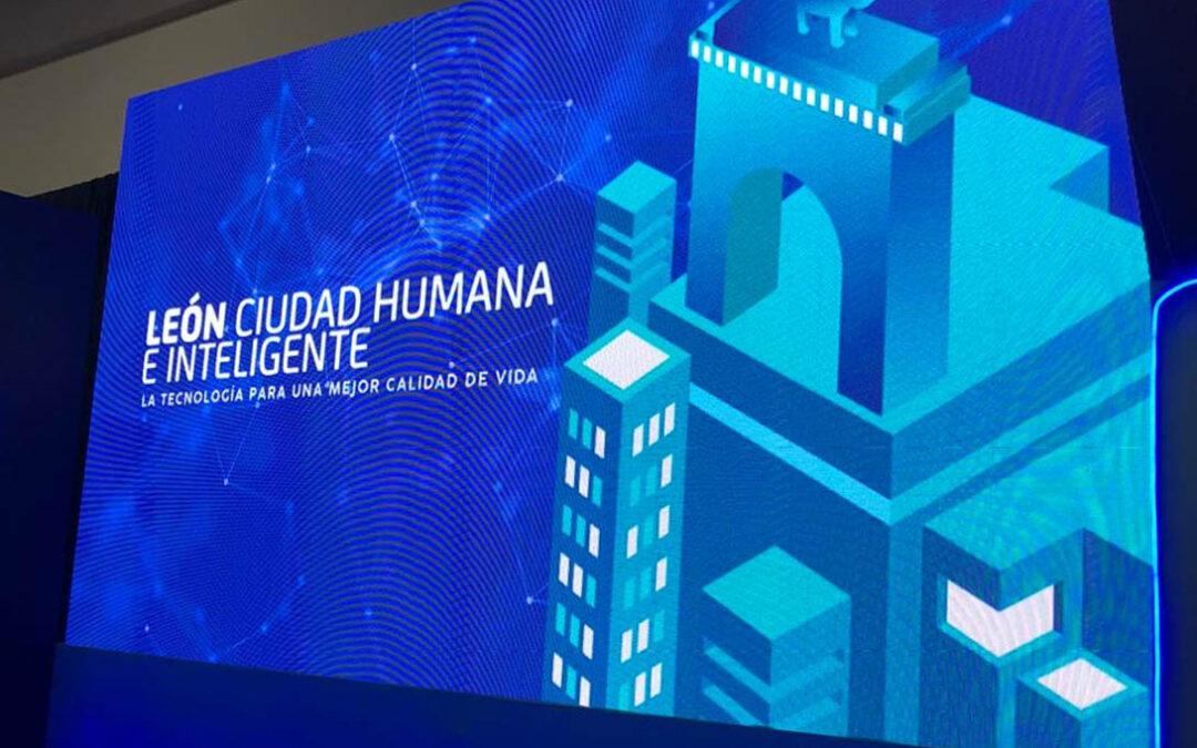 Macro evento de presentación de Sensores